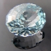 Natural Blue Topaz, Under the Dome #5 - Step Crown, O'Briens Creek, Mt Surprise, Australia, #108