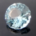Natural Blue Topaz, Phi Flower Dome, O'Briens Creek, Mt Surprise, Australia, #115