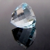 Natural Blue Topaz, Acorn, O'Briens Creek, Mt Surprise, Australia, #120