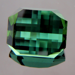 Bi-Coloured Tourmaline, Afghanistan, Smith Bar, #130 - Doug Menadue :: Bespoke Gems - Master gemcutter and lapidary artist specialising in fine custom cut precision gems from a wide range of select facet gem rough. Located in Sydney, Australia.