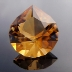 Citrine, Brilliant Pear, #145