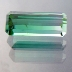 Tourmaline, Emerald Cut, #194