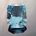 Natural Blue Topaz, Signature #3, Brazil, #207