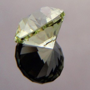Grossular Garnet, Mini-Mint, #224