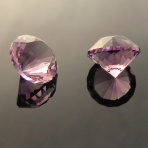 Amethyst Nigeria, Mini Mint, #270 - Doug Menadue :: Bespoke Gems - Master gemcutter and lapidary artist specialising in fine custom cut precision gems from a wide range of select facet gem rough. Located in Sydney, Australia.