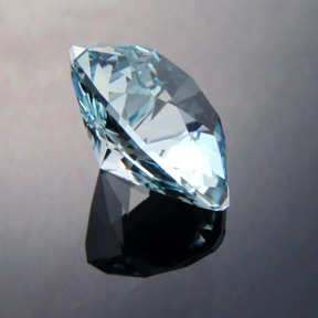 Natural Blue Topaz, Trouble With Tribbles, O'Briens Creek, Mt Surprise, North Queensland, Australia, #328