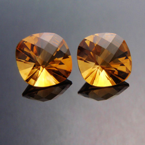 Rio-Grande Citrine, Sparkman 2, #430 - Doug Menadue :: Bespoke Gems - Master gemcutter and lapidary artist specialising in fine custom cut precision gems from a wide range of select facet gem rough. Located in Sydney, Australia.