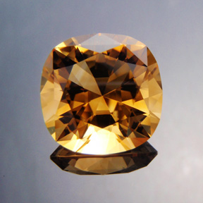 Rio-Grande Citrine, Victoria Regent, O'Briens Creek, Mt Surprise, North Queensland, Australia, #434