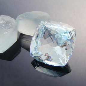 #469, Natural Blue Topaz