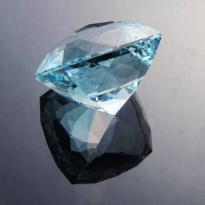 Natural Blue Topaz, Pharoah, Brazil, #469