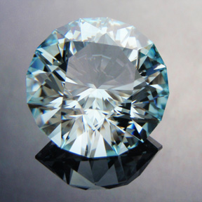 Natural Blue Topaz, SG1, Brazil, #482