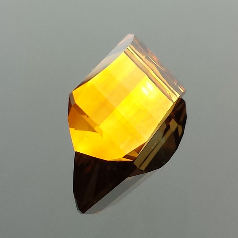 Golden Citrine, Smith Bar, Brazil, #583