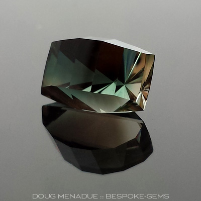 Oregon Sunstone, Fanbar, #622 - Doug Menadue :: Bespoke Gems - Master gemcutter and lapidary artist specialising in fine custom cut precision gems from a wide range of select facet gem rough. Located in Sydney, Australia.