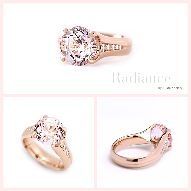 #731, Morganite, Majestic, Africa