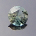 Sapphire, Round Brilliant, Rubyvale, Central Queensland, Australia, #bb11