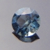 Sapphire, Round Brilliant, Rubyvale, Central Queensland, Australia, #bb15