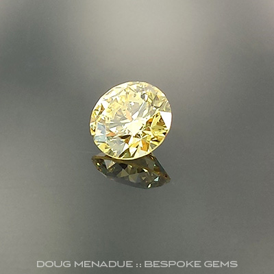 #455-2512-INTENSE, FANCY INTENSE YELLOW DIAMOND - Doug Menadue :: Bespoke Gems