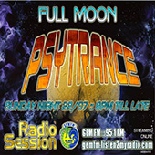 FULL MOON PSYTRANCE RADIO SESSION :: SUNDAY NIGHT 22/07 8PM TILL LATE :: GEM FM 95.1 :: STREAMING ONLINE AT http://gemfm.listen2myradio.com :: tune into my monthly psytrance session and come on a journey across a psychedelic landscape of mind expanding tunes and uplifting energising beats :: travel across time and space and emerge renewed :: explore the cosmic potential of deep tribal trance and downtempo - DOUG MENADUE :: BESPOKE GEMS :: Finest Precision Custom Gemcutting Based In Sydney Australia
