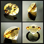Golden beryl :: 8ct :: 11.5x14.5x9.5mm :: eye clean :: Here is a superb golden beryl bespoke gem that I cut in one of my favorite oval designs. This is a first class gem, bright and golden! AVAILABLE - DOUG MENADUE :: BESPOKE GEMS :: Finest Precision Custom Gemcutting Based In Sydney Australia