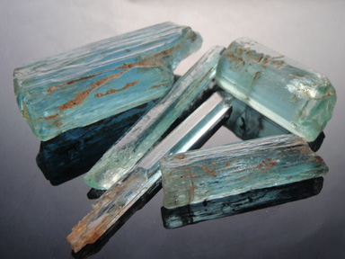 Aquamarine, O'Briens Creek, Mt Surprise, North Queensland, Australia