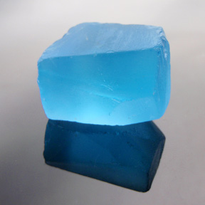 Electric Blue Topaz, Brazil