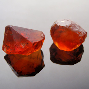 Ox-Blood Citrine, Brazil