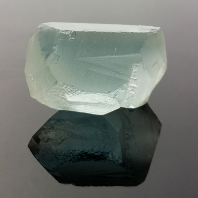 Natural Blue Topaz, O'Briens Creek, Queensland, Australia