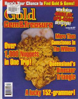 Gold, Gem and Treasure, Dec 2008